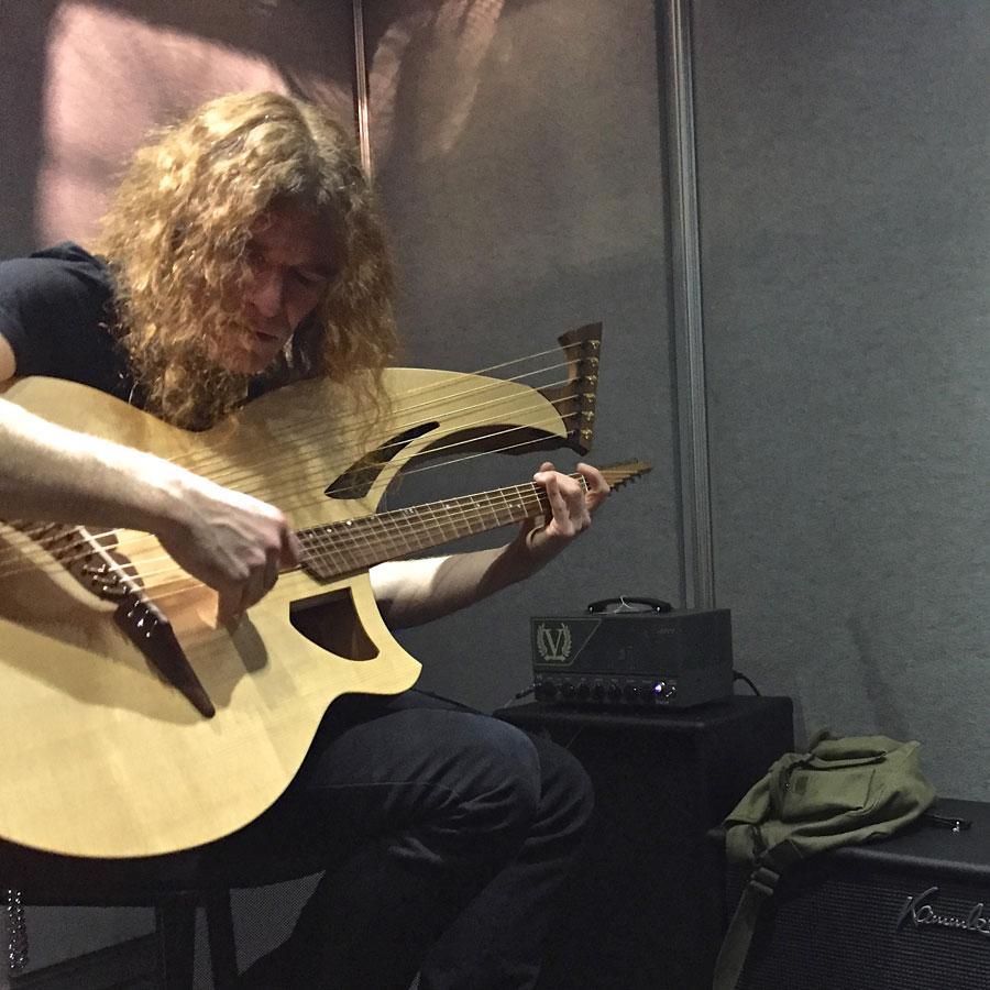 Tim Bertsch - Gitarrenbox Kammler Cabinets