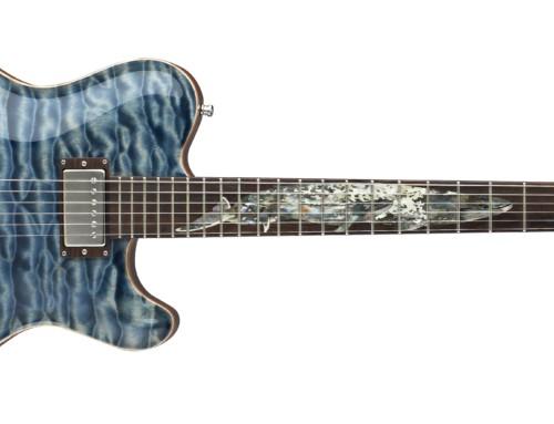 Nik Huber / Teuffel / Tausch Guitars