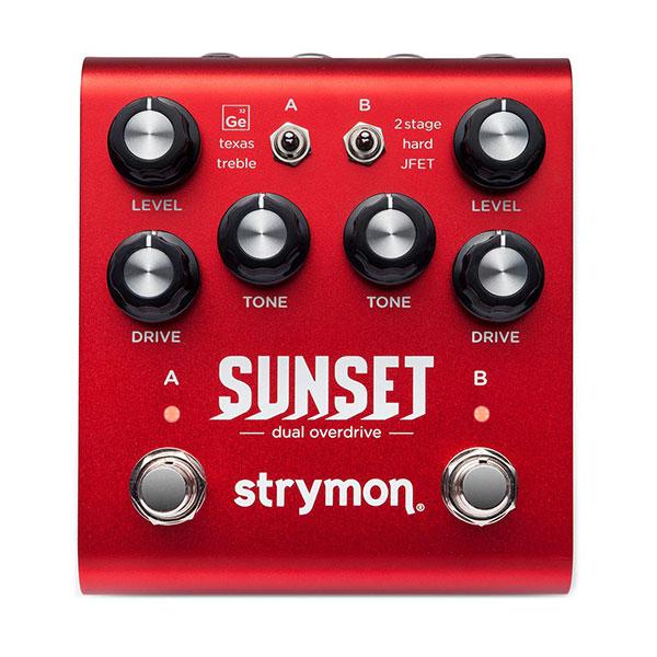 Strymon Sunset Guitar Effect