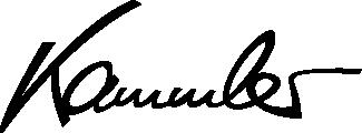 Kammler Cabinets Retina Logo