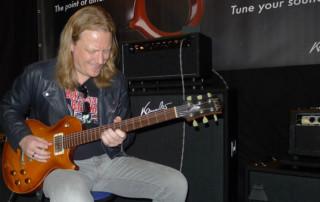 Matt Schofield Kammler Cabinets Guitar Cabinets
