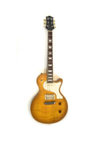 Nik Huber – Krautster II Custom – Exceptional Maple Top 1