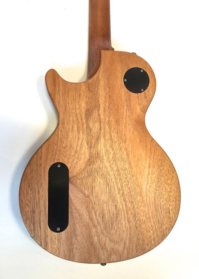 Nik Huber –Krautster II Custom – Exceptional Maple Top 4