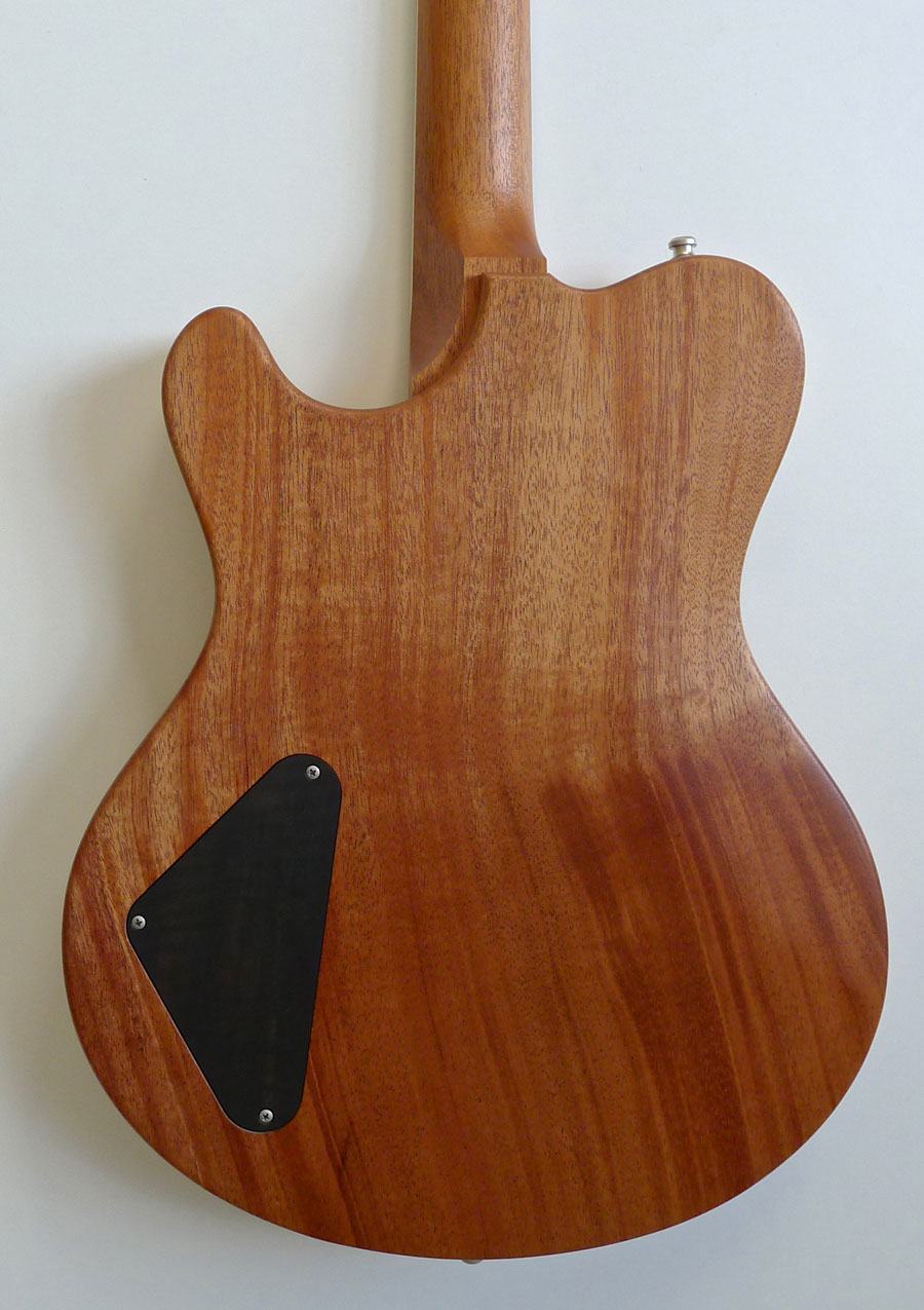 Nik Huber – Surfmeister – Maple Top - Faded Sunburst 3