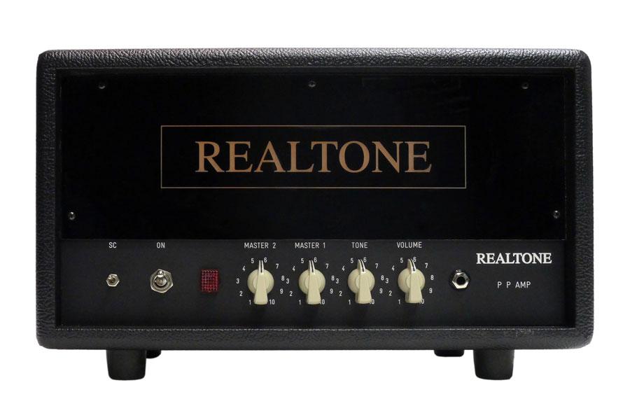 Realtone PP Amp - Pedal Platform Amp - Front