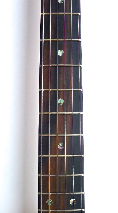 Nik Huber – Rietbergen – Worn Onyx Black - Ebony Parts 11