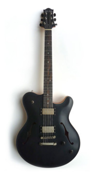 Nik Huber – Rietbergen – Worn Onyx Black - Ebony Parts