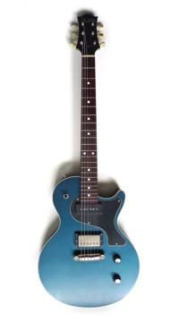 Nik Huber - Krautster II Custom - Worn Petrol Blue 1