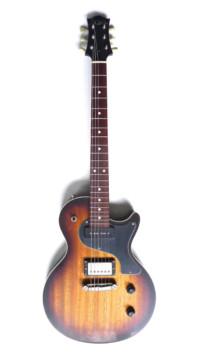 Nik Huber –Krautster II Custom –  One-Piece Body - All 2-Tone Sunburst 5