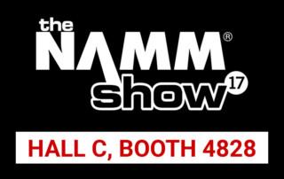 NAMM Show 2017 Anaheim, CA