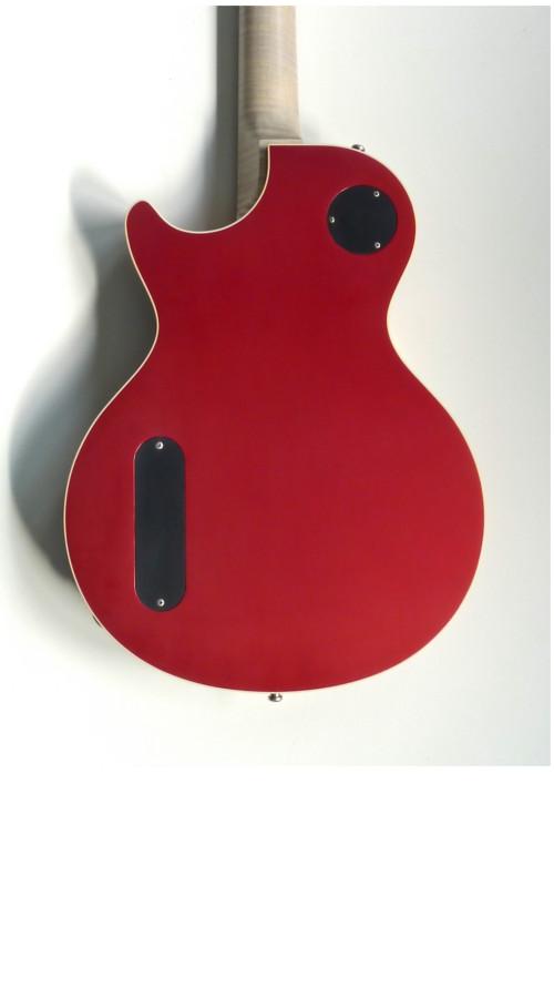 Nik Huber – Krautster II Custom – Candy Apple Red