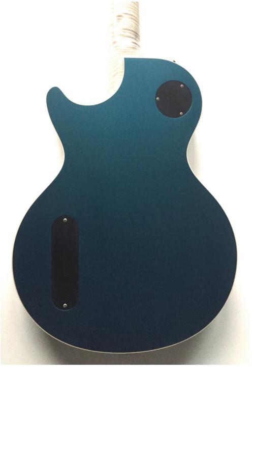 Nik Huber – Krautster II Custom – Worn Petrol Blue