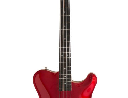 Rietbergen Bass – Candy Apple Red