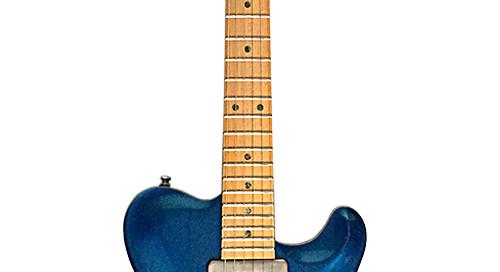 Nik Huber – Twangmeister Custom – Lake Placid Blue