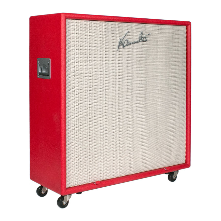 410 Marshall Levante Red/Front Vintage White